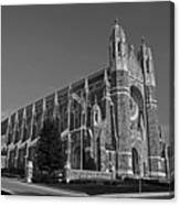 Old West End Our Lady Queen Of The Most Holy Rosary Cathedral II Canvas Print