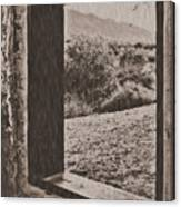 Old West Canvas Print