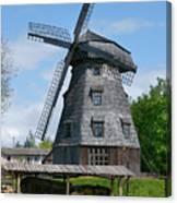 Old Windmill Canvas Print