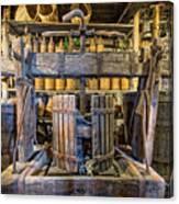 Old Wine Press 2 Canvas Print