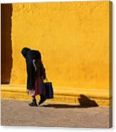 Old Woman One Canvas Print