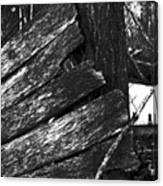 Olddoornextdoor16-18 Canvas Print