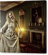 Olde Maiden Canvas Print