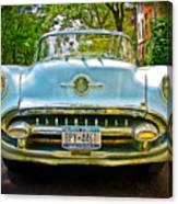 Oldsmobile Canvas Print