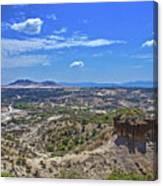Olduvai Gorge - The Cradle Of Mankind Canvas Print