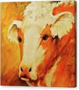 Ole Champ Canvas Print