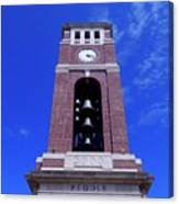 Ole Miss Bell Tower Canvas Print