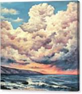 Olivine Pools Maui Canvas Print