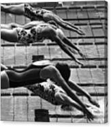 Olympic Games, 1972 Canvas Print