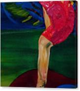 Olympic Gymnast Nastia Liukin  Canvas Print