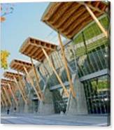Olympic Oval Canvas Print