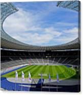 Olympic Stadium Berlin Canvas Print