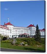 Omni Mount Washington Resort Canvas Print