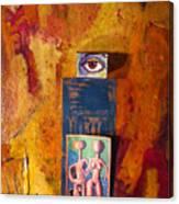 Omni Vision Union Canvas Print