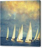On A Day Like Today  Canvas Print