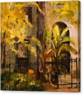 On Orleans In Old Town  Canvas Print