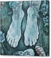 On Sacred Ground Canvas Print