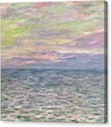 On The High Seas Canvas Print