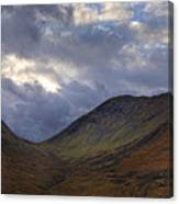 On The Isle Of Skye Canvas Print