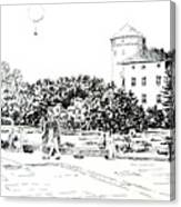 on Wawel Canvas Print