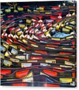One Big Loop Canvas Print