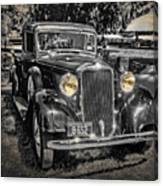 One Cool 1935 Dodge Pickup Canvas Print