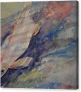 One Koi Canvas Print