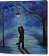 One Love One Lifetime Canvas Print