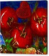 One Of Those Beautiful Still Life Canvas Print