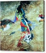 One World Canvas Print