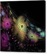 One World No.6 - Fractal Art Canvas Print