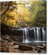 Oneida Falls Canvas Print