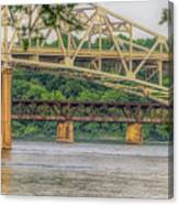 O'neil Bridge4 Canvas Print