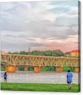 O'neil Bridge5 Canvas Print