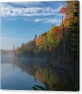 Ontario Autumn Scenery Canvas Print