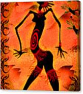 Ooooooh The Fire In Me Canvas Print