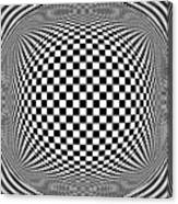 Op Art 1 Canvas Print