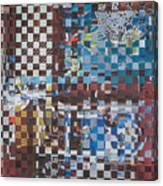 Op Art 102 Canvas Print