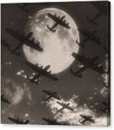 Operation Moonlight Canvas Print