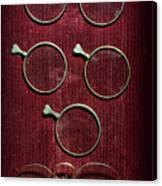 Optician - Optometrist Lens Canvas Print
