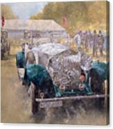 Opulence At Althorp Canvas Print