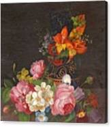 Opulent Still Life Canvas Print