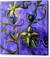Opus Five Canvas Print