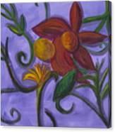 Opus Six Canvas Print