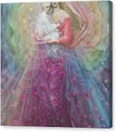 Ora Pro Nobis Canvas Print
