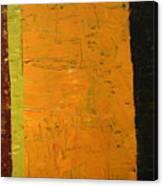 Orange And Brown Canvas Print