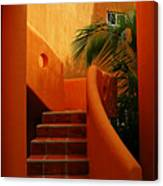 Orange Crush 2 Canvas Print