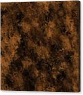 Orange Textures 001 Canvas Print