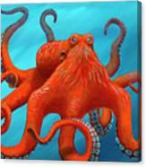 Orange-u-gr-8 Canvas Print