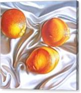 Oranges 2 Canvas Print